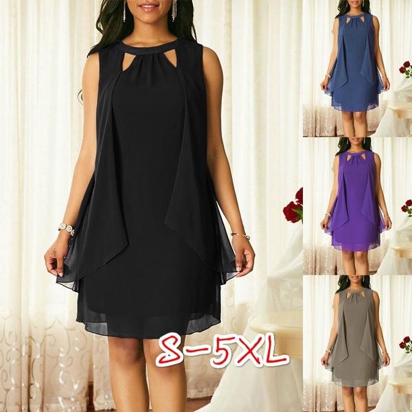 Sleeveless dress, Fashion, Lace, Chiffon Dresses