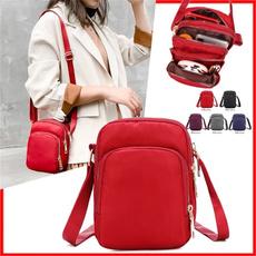 Mini, Shoulder Bags, Fashion, Waterproof