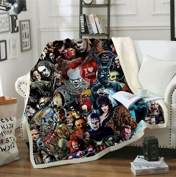 3dprintblanket, Fleece, Fashion, Sofas