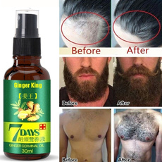 beardgrowthoil, Men, ginger, hair