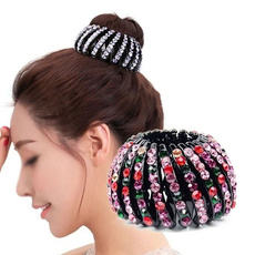 hairdecoration, fashionhairpin, Barrettes, Rhinestone
