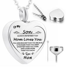 momgiftjewelry, cremationashesjewelry, Infinity, ashesholder