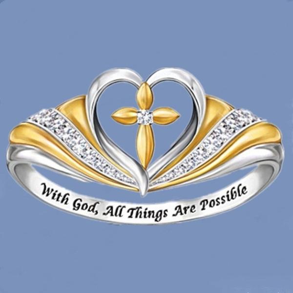 twotonering, Love, Jewelry, Fashion Accessories