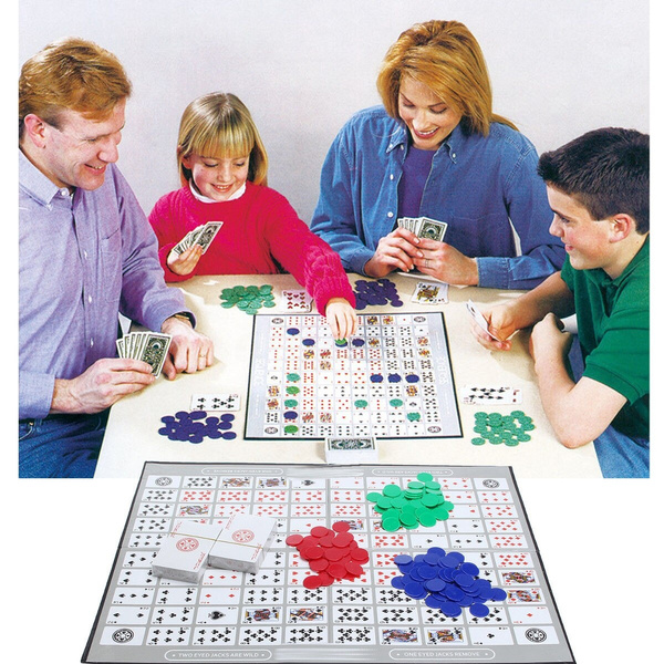 Family, sequence, Board Game, sequencecard