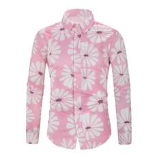 Spring Fashion, Flowers, Floral print, Shirt