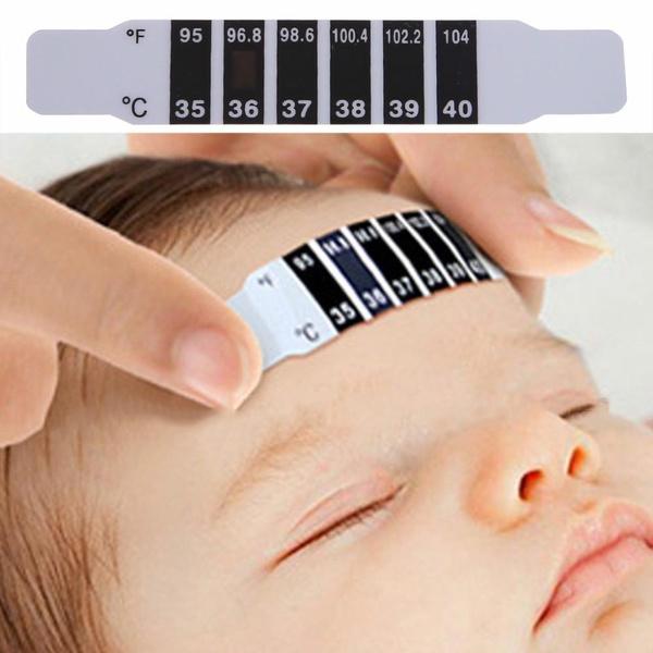 Head, fever, temperaturemeasurement, Temperature