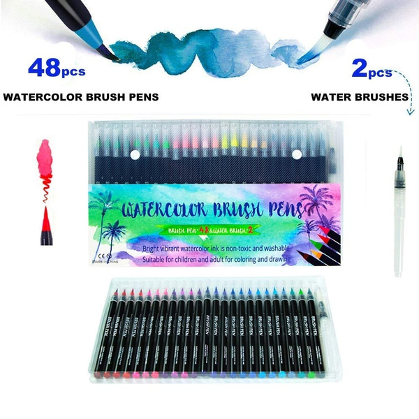art, waterbrushpen, paintingpen, aqua