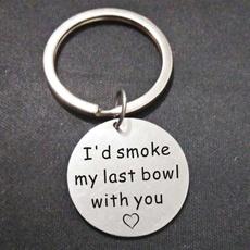 Smoke, Key Chain, carskeychain, Gifts