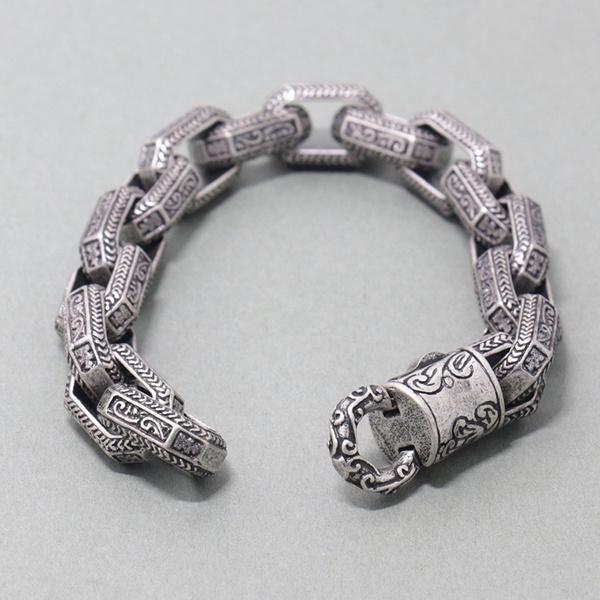 hip hop jewelry, Chain, punk, Men