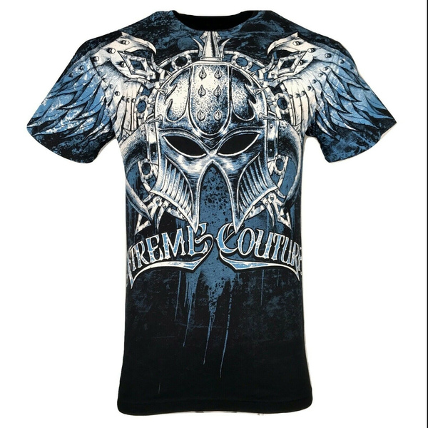 Fashion, Cotton T Shirt, skulltshirt, Gym