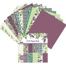 leaves, art, leavescraftpaperpad, vintagepaper