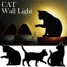 voiceamplightsensorswitchlight, giftforchildren, Night Light, silhouettelight
