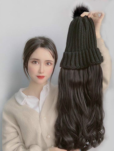wig, Black wig, Fashion, curlyhairextension