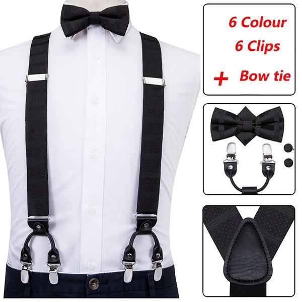 suspenders, Fashion, Mens Accessories, Necktie