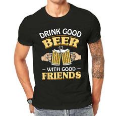 Funny, friendshirt, beerlovershirt, drinkbeershirt