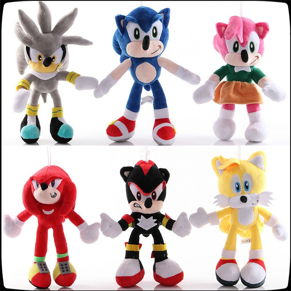 sonic, Plush Doll, Toy, supersonictoy