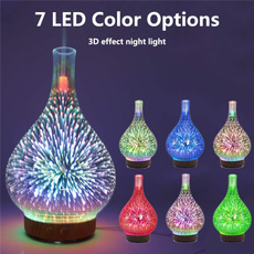 colorfulfirework, atomizer, led, Home Decor