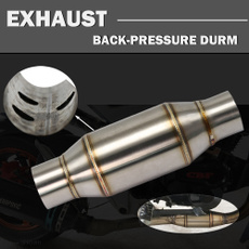 motorcycleaccessorie, expansionchamber, akrapovicexhaustpipe, midpipe
