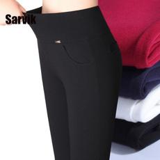 pants, Summer, Leggings, Plus Size