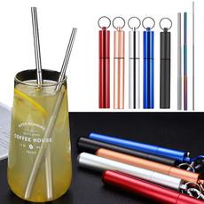 siliconestraw, stainlesssteelstraw, drinkingstraw, foldingstraw