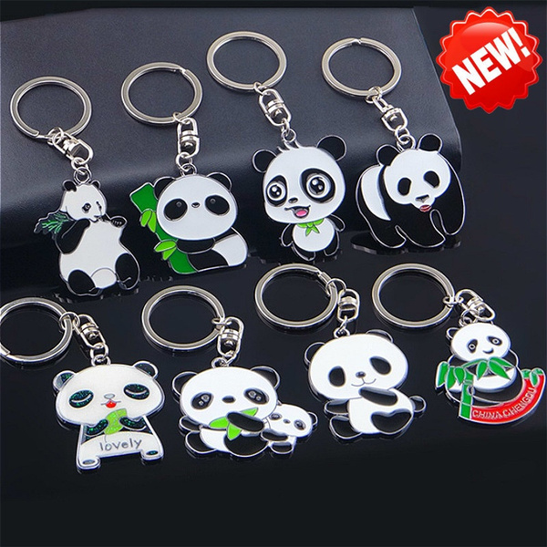 cute, Head, Chain, personalitykeychainring