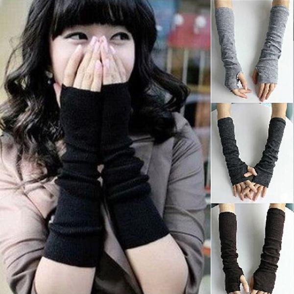 Thicken, Fashion, Winter, Sleeve