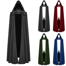 Goth, Coat, Medieval, Cosplay Costume