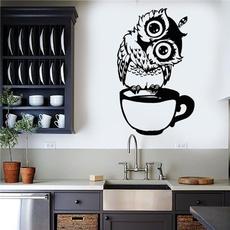 Owl, Coffee, Home Decor, Tea