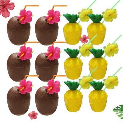 juicecup, coconut, juicestraw, Hawaiian