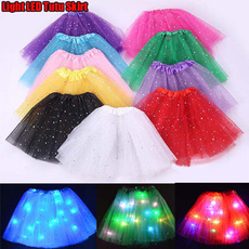 dancewear, Baby Girl, tulle, light up