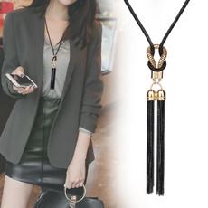 Chain Necklace, Fashion, Winter, Chain