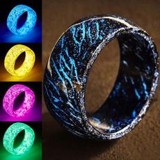 ringsformen, Fashion, glowring, unisex