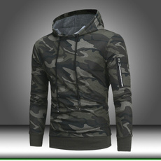 Fleece, hooded, Sleeve, Long Sleeve