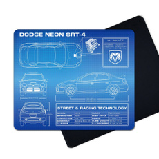 Dodge, Gaming, mousematpad, mouse mat
