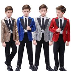 dancewear, Fashion, Blazer, boyssequinjacket