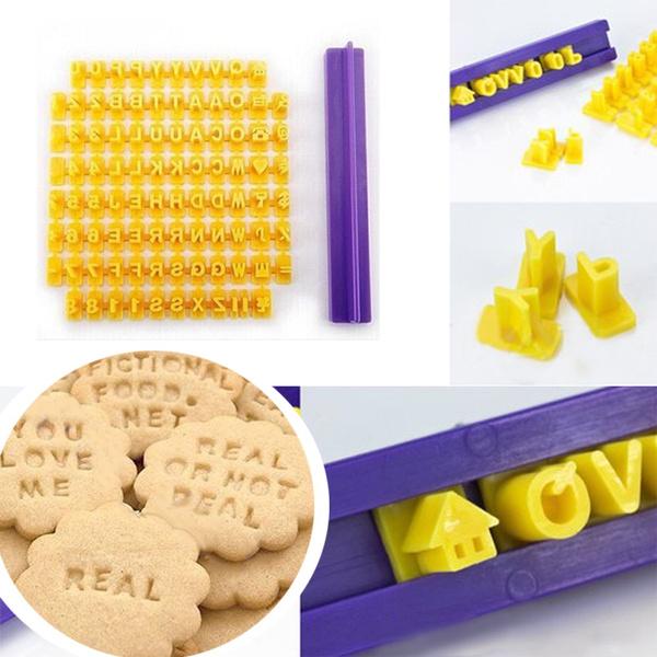 biscuitsmold, moldcuttertool, lettermold, Baking