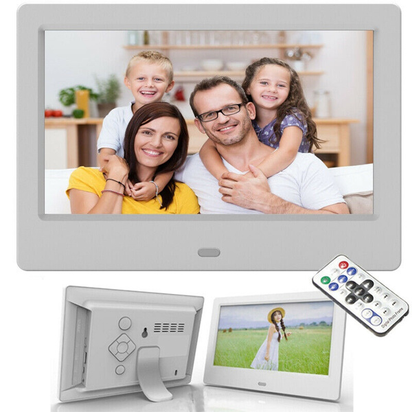 digitalpictureframe, pictureplayer, Remote, Clock