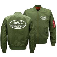Jacket, Men, Overcoat, Male