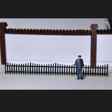 sandtablegardenfence, trainmodelconstructionscene, Train, Garden