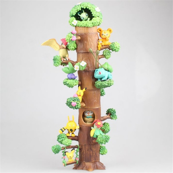 Toy, figure, Tree, Characters