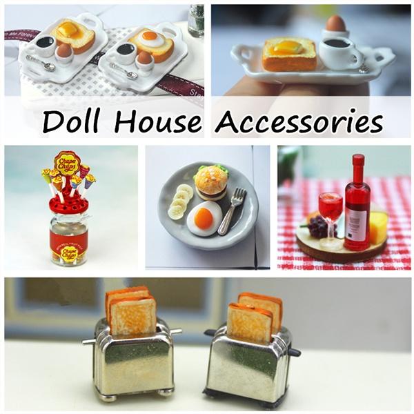 Mini, dollhousefurniture, doll, minilollipop