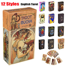 mucha, Angel, oraclecard, divinationcard