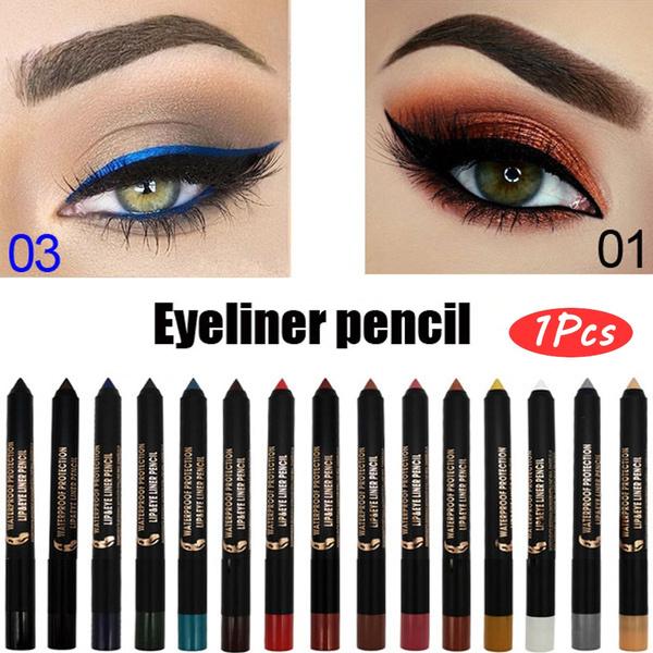 pencil, Eye Shadow, pencileyelinerset, liquideyeshadow