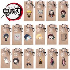 agatsumazenitsu, shinazugawagenya, Key Chain, kamadotanjirouacrylickeychain