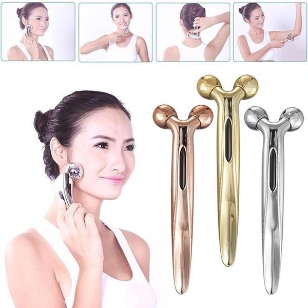 musclemassageroller, facemassager, Beauty tools, massagerinstrument