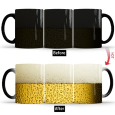 Beer, Coffee, Magic, ceramicmug