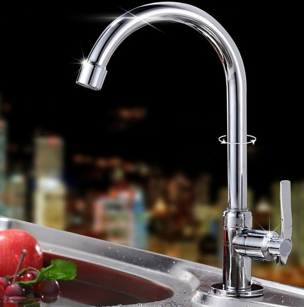 Faucets, kitchenwatertap, chrome, sinktap