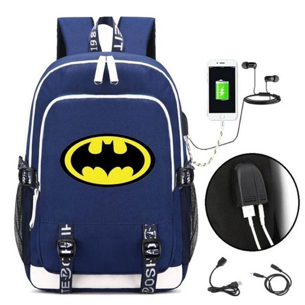 School, usb, Gifts, Batman