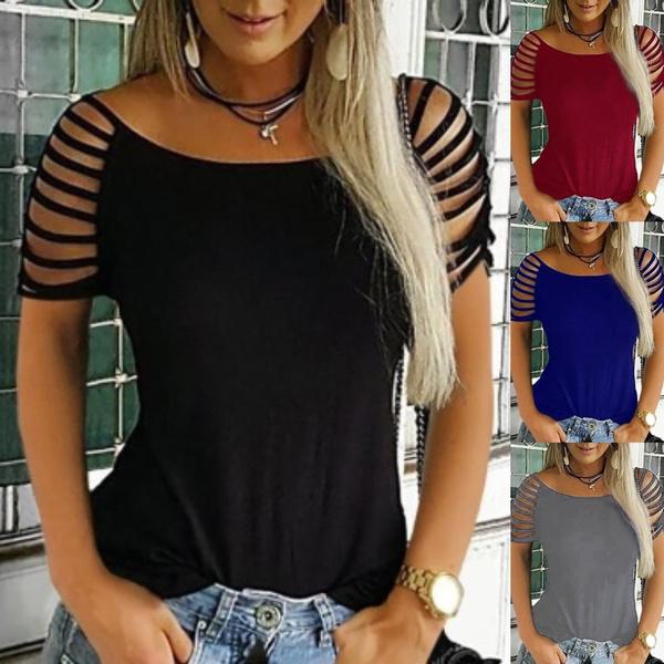 roundneckshirt, Fashion, Summer, summer t-shirts