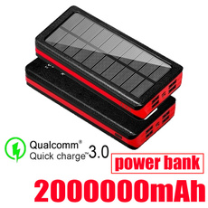 Outdoor, Mobile Power Bank, Battery Charger, camping